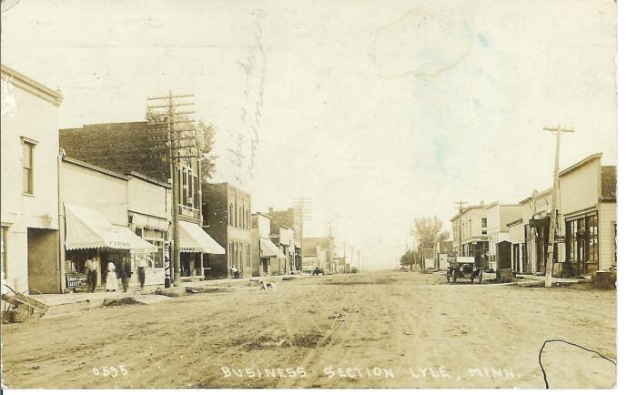 15. 1919 - Lyle.