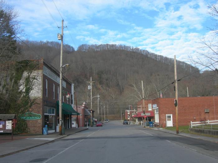 1) Cumberland Gap