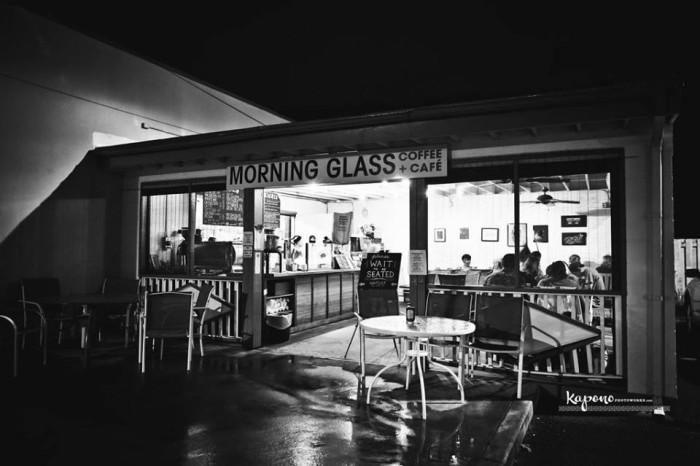 1) Morning Glass Coffee + Café, Honolulu