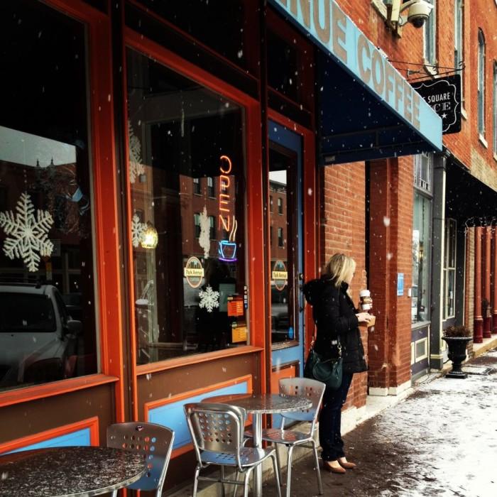 1. Park Avenue Coffee, St. Louis