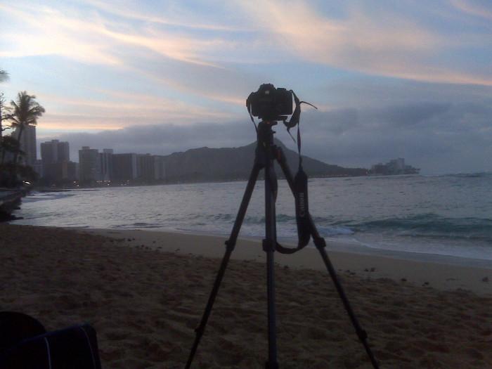 10) A camera.
