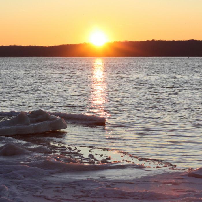 10) Kentucky Lake