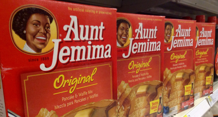 9.	The first ready-mix food to be sold commercially was Aunt Jemima pancake flour. It was invented in St. Joseph, Missouri and introduced in 1899.