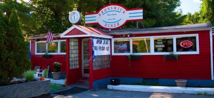 10. Brunswick Diner, Brunswick