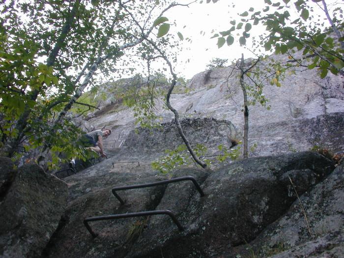 10. Precipice Trail - Bar Harbor, Acadia National Park