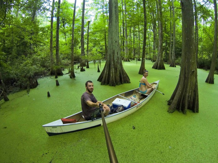 9. Chicot State Park
