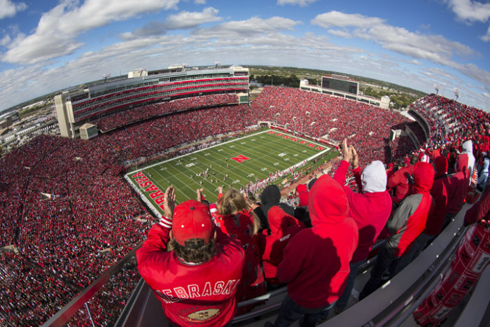 25. Tour or attend a game at Memorial Stadium, Lincoln