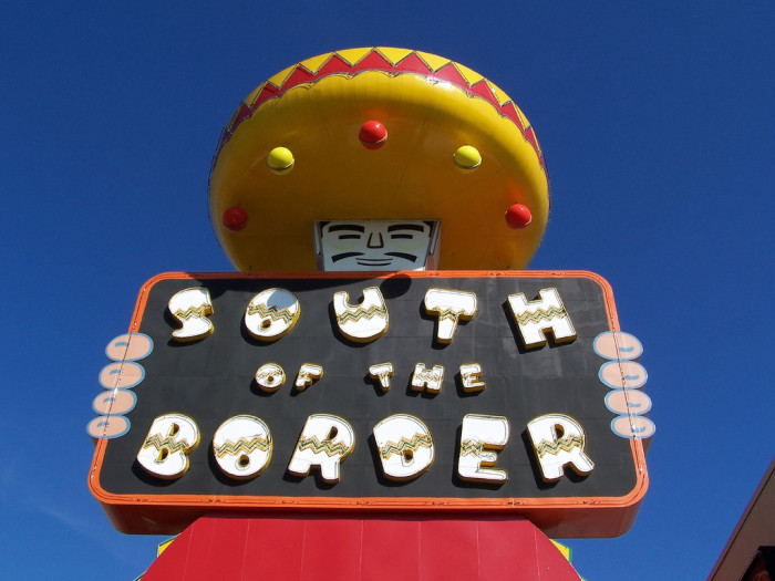 6. South of the Border