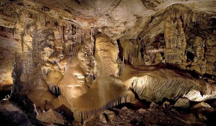 6. Kartchner Caverns