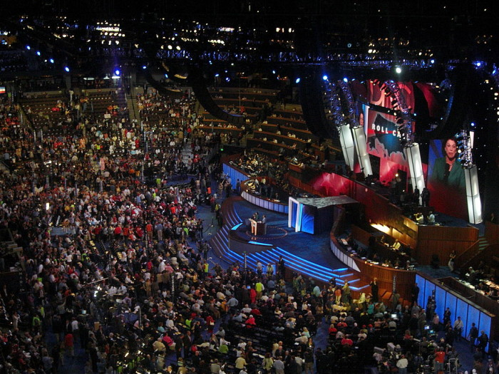 15. The 2008 Democratic National Convention is held in Denver, bringing $266.1 million in state revenue.
