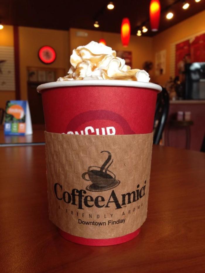 13. Coffee Amici (Findlay)