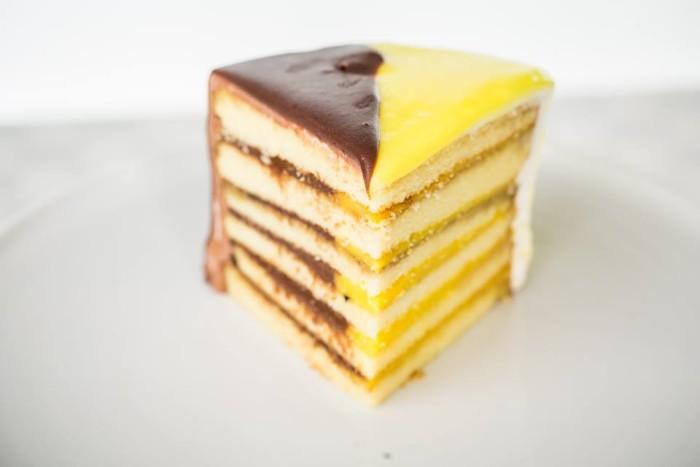 9) Doberge Cake