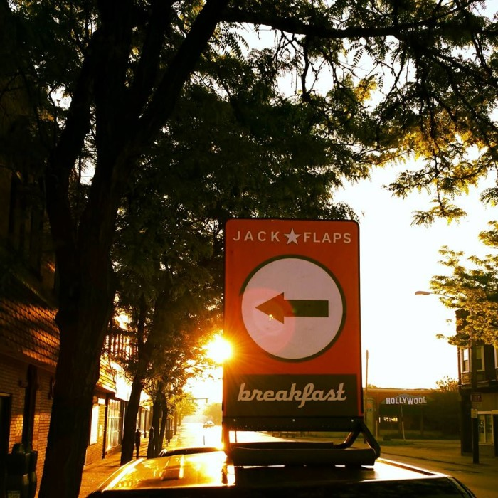 1. Jack Flaps (Cleveland)