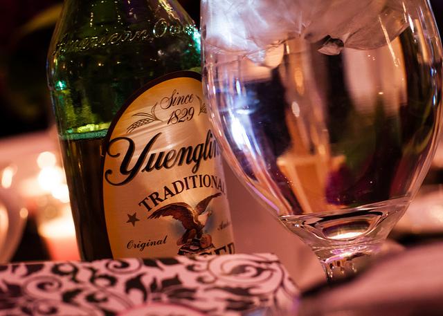 4. Is Yuengling your favorite beer?