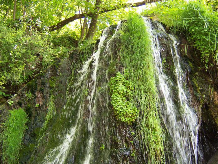 9. Malanaphy Falls, Decorah