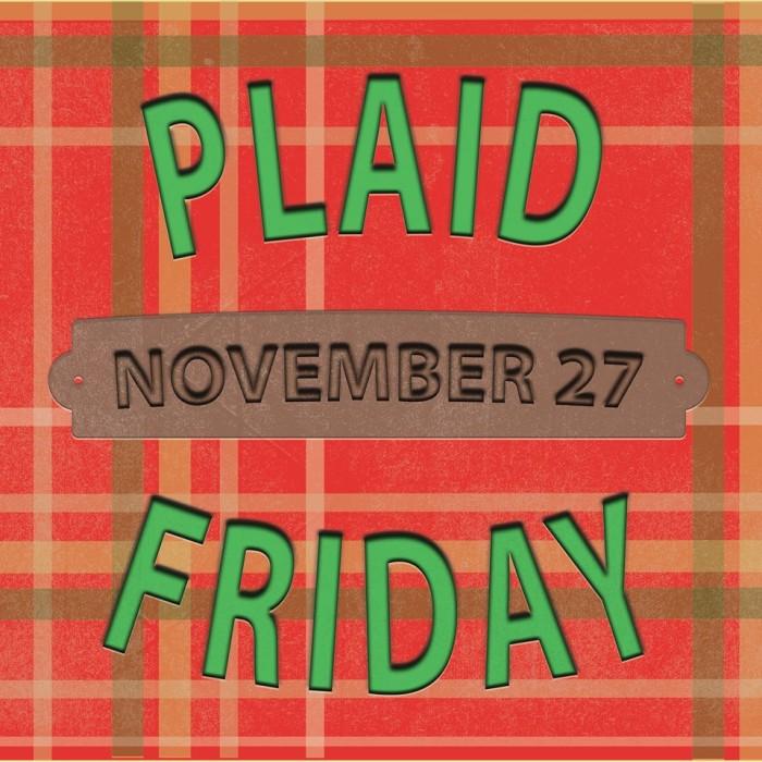 2. Plaid Friday, Portland