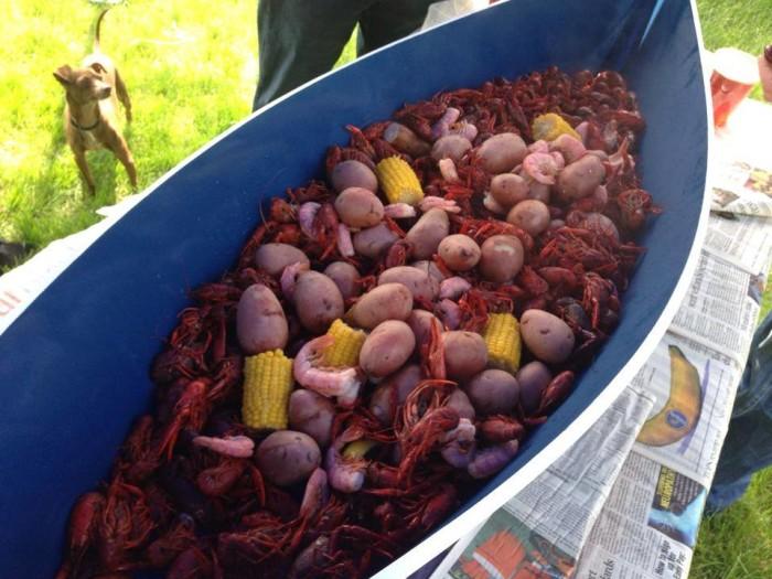 11. Crawfish Boil
