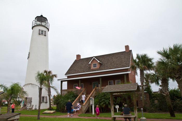 1. Search St. George Island for this jackpot rumored to be worth $6 million.