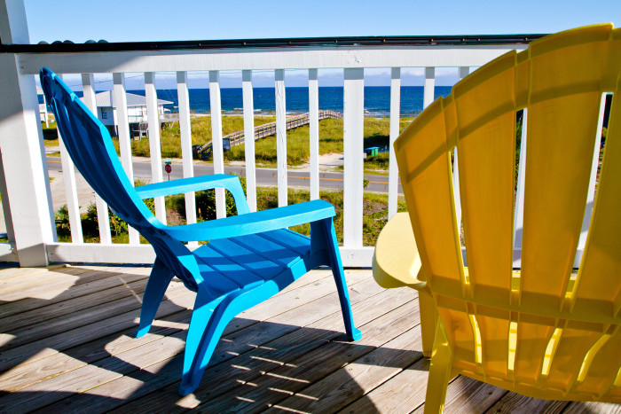 15. Decks and porches for lazy days...and every day