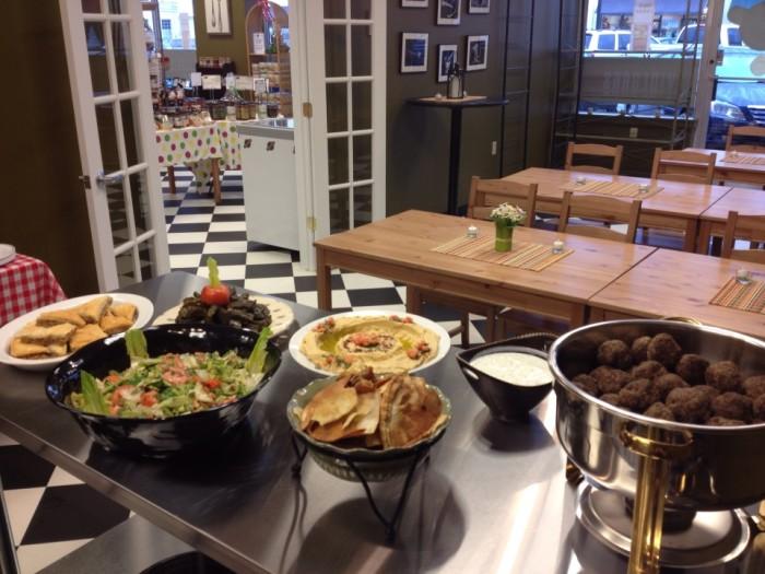 5. Lebanese: Mezza Cafe, Lemoyne