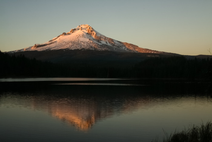 1. The mountains