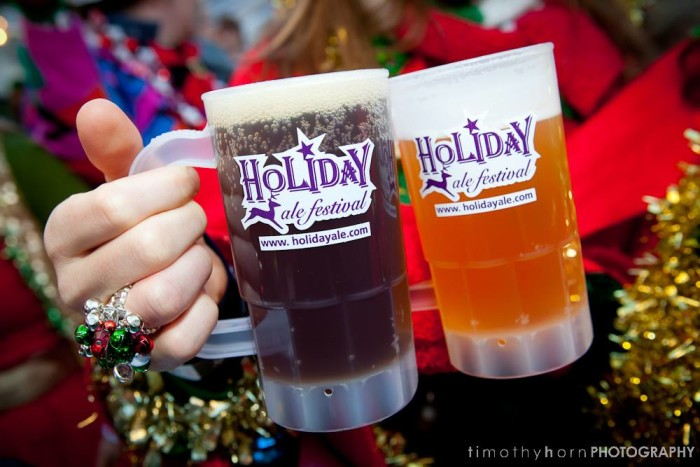9. Holiday Ale Festival.