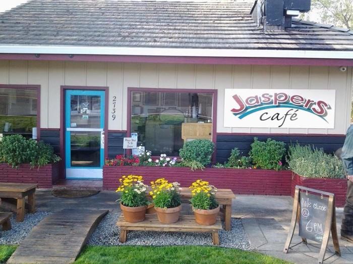 5. Jaspers Cafe