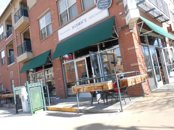 7. Nixon's Coffee House (Englewood)