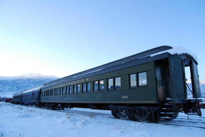 7. North Pole Express, Heber