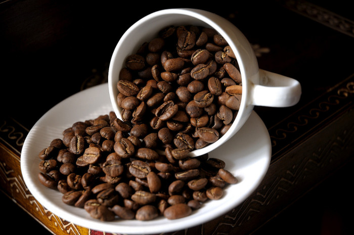 10. Great coffee