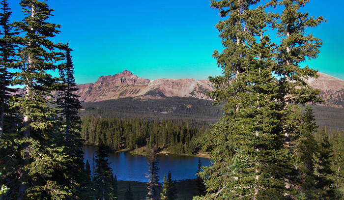 10. Drive the Mirror Lake Scenic Byway.