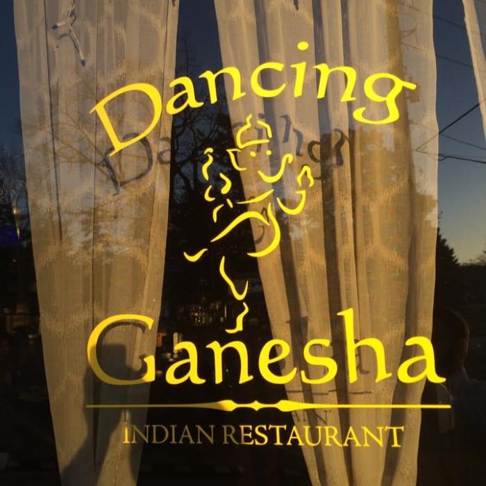 10. Dancing Ganesha (Manhattan)