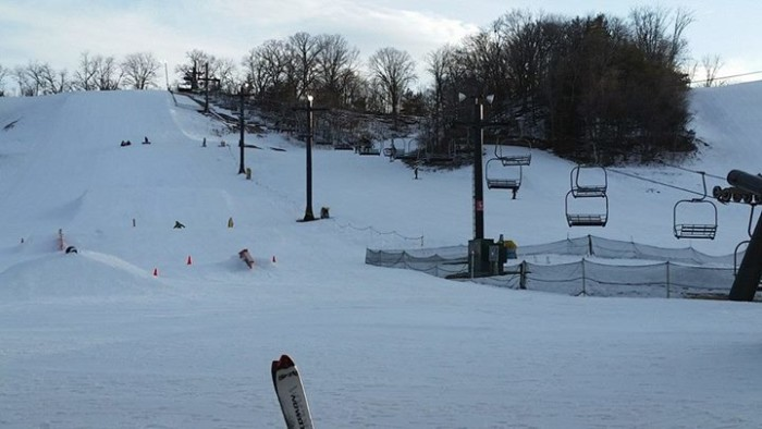 Seven Oaks Recreation in Boone offers  600 ski rentals and 120 snowboard rentals to winter adventurers of all ages. Hit the slopes here and check out their 11 runs that vary from beginner to expert, and take a ride on the ski lift.