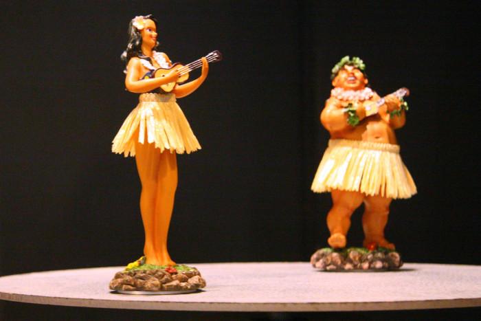 11) Do you play the ukulele and dance the hula?