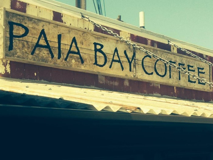 11) Paia Bay Coffee, Paia