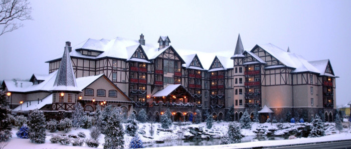 Christmas Hotel In Gatlinburg Tn