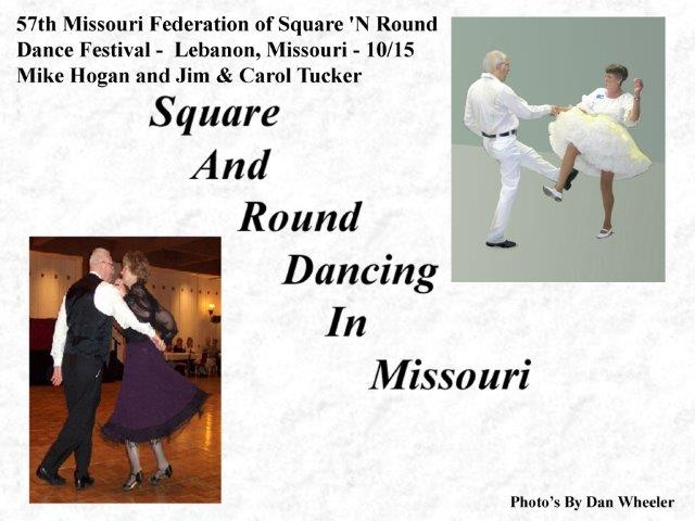 9.Learn to square dance.