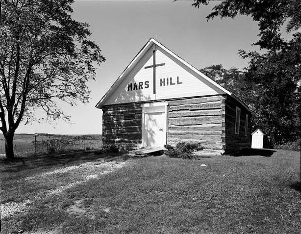10. Mars Hill Church, Bloomfield