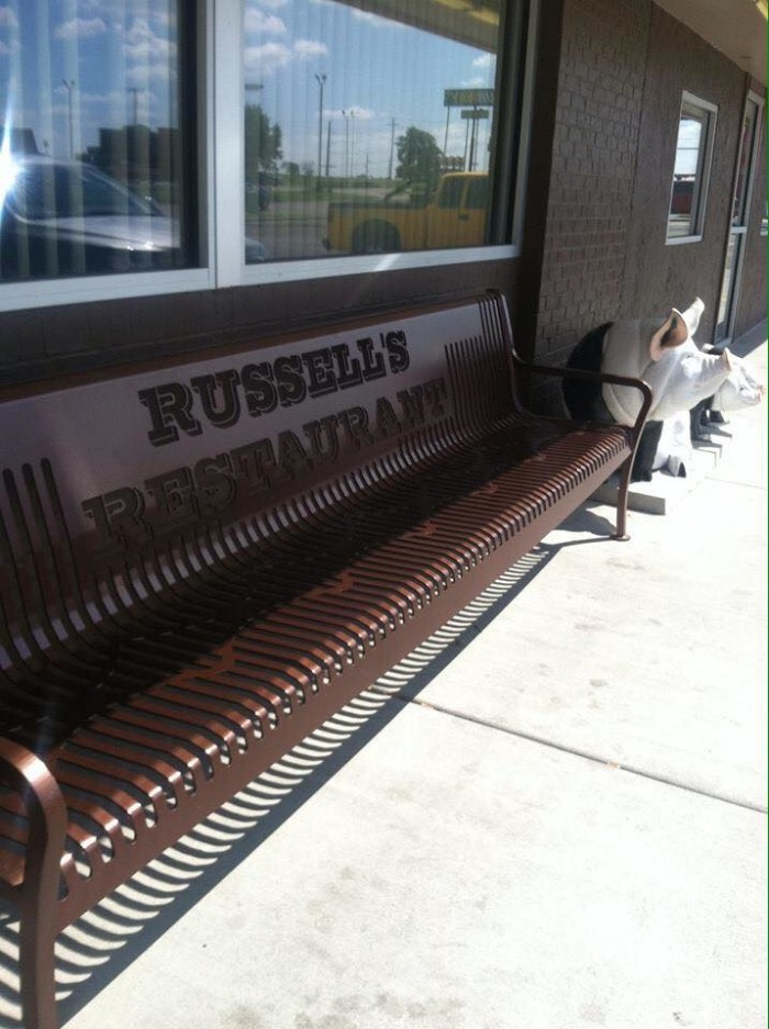 7. Russell's Restaurant (Salina)