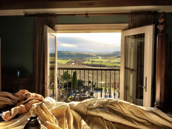 9. Plan a relaxing weekend getaway to a bed and breakfast in Walla Walla's wine country.