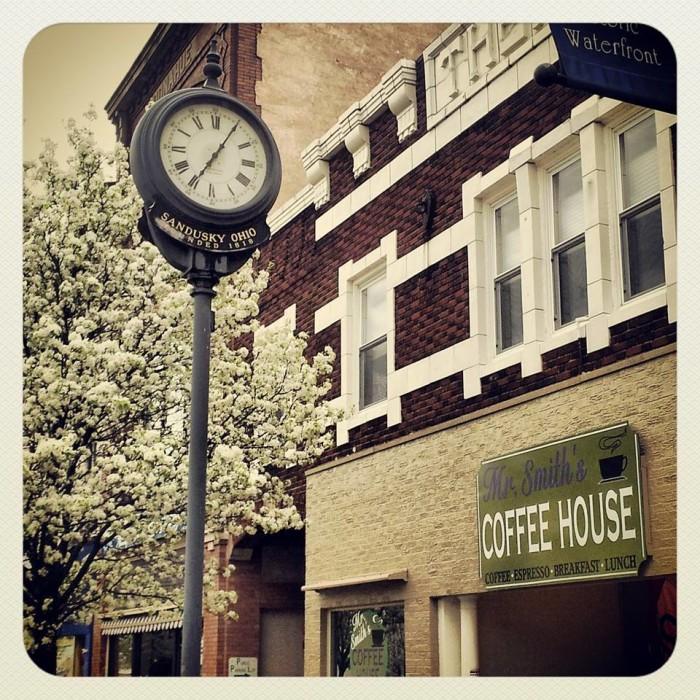 7. Mr. Smith's Coffe House (Sandusky)