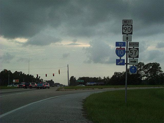 11. Hal on Highway 90, Gautier