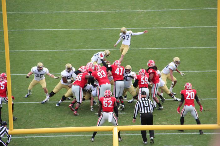 9. Collegiate Football