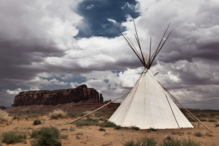 10. Do Indians still live in teepees?