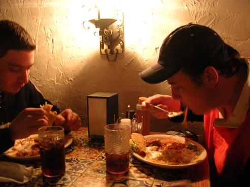 """3. """"I LOVE the food at Casa Bonita!"""""""