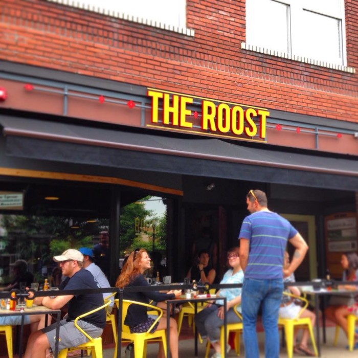 9. The Roost (Lawrence)