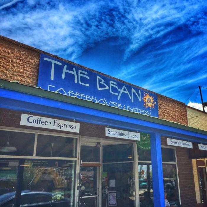 2. The Bean Coffeehouse & Eatery (Gunnison)