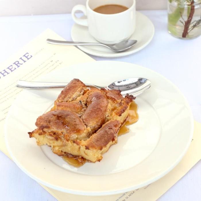10) Bread Pudding
