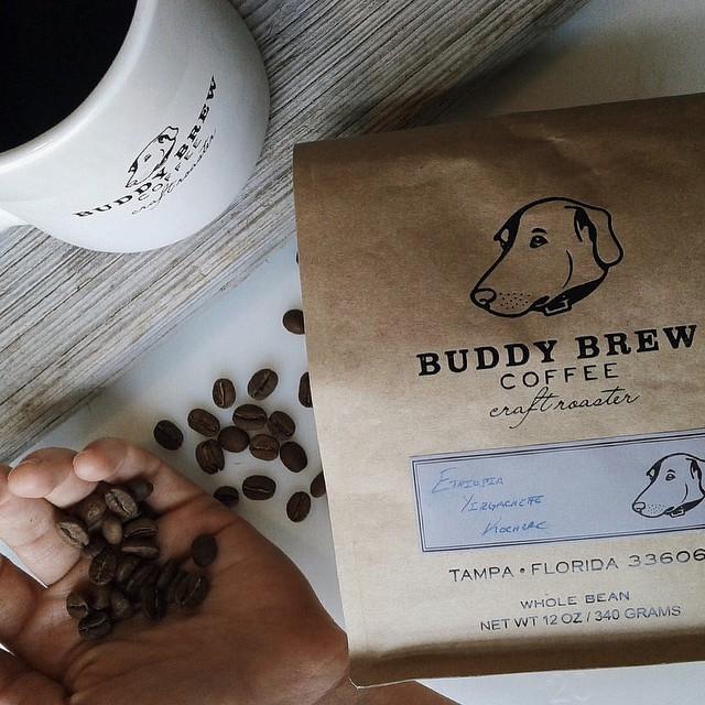 2. Buddy Brew Coffee, Tampa