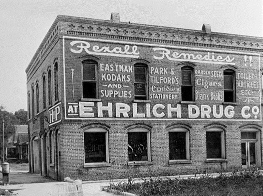 1.  Ehrlich Drug Company, Bainbridge, Decatur County, 1905.